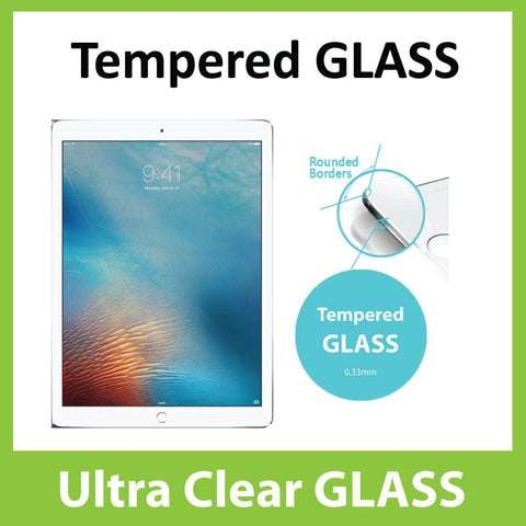 "Apple iPad PRO 12.9"" Tempered Glass Screen Protector by Ace Case"