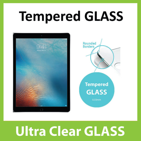 "Apple iPad PRO 9.7"" Tempered Glass Screen Protector by Ace Case"