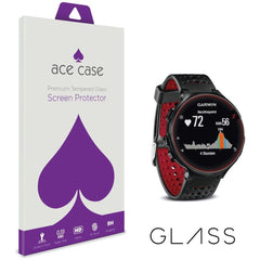 Garmin Forerunner 235 Tempered Glass Screen Protector by Ace Case