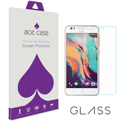 HTC Desire 10 Tempered Glass Screen Protector by Ace Case