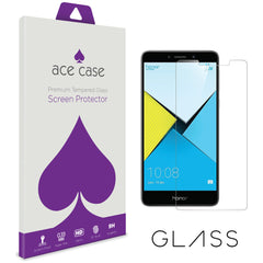 Huawei Honor 6X - (Huawei GR5 2017) Tempered Glass Screen Protector by Ace Case