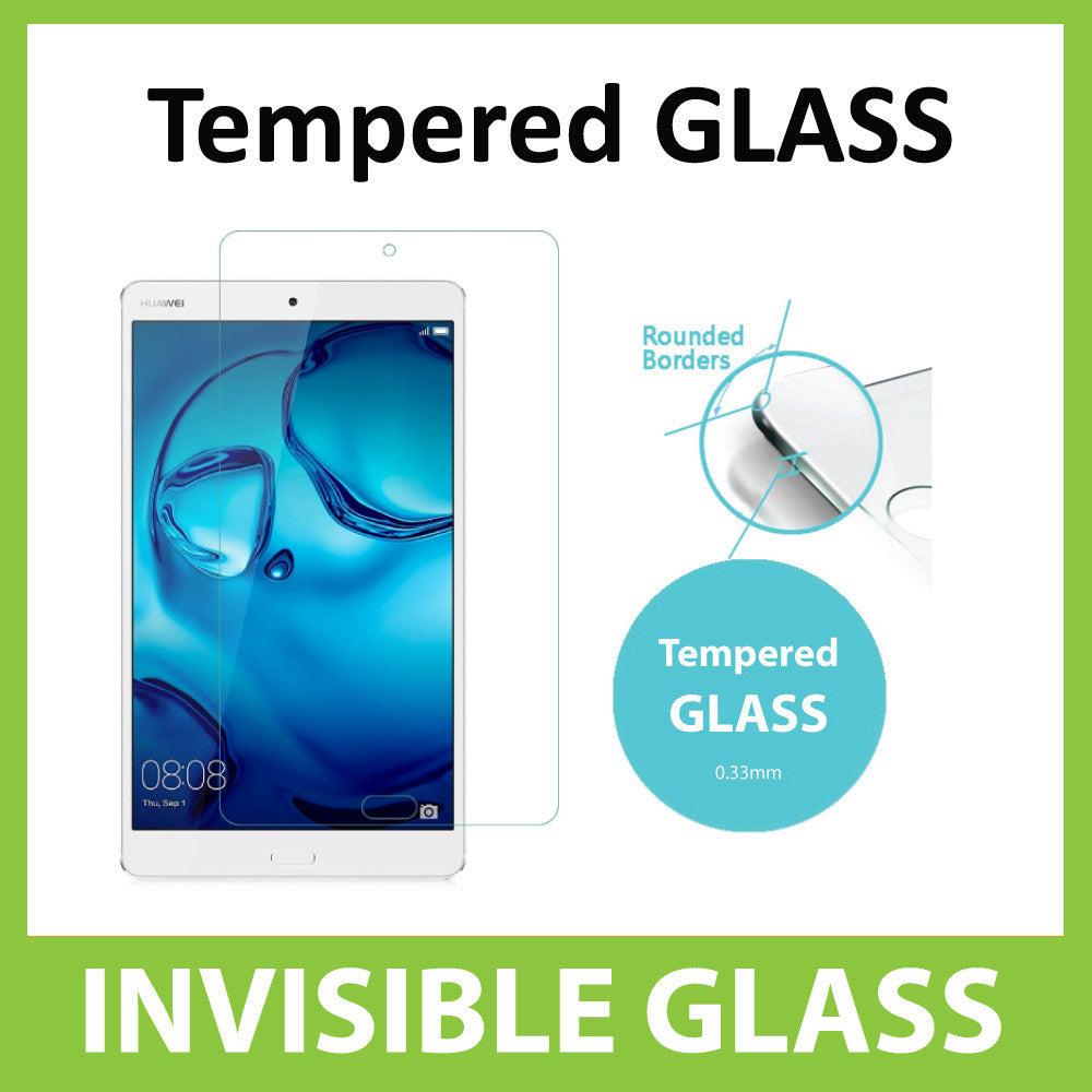 Huawei MediaPad M3 8.4 Tempered Glass Screen Protector by Ace Case