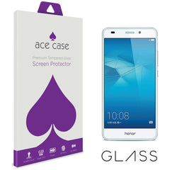 Huawei Honor 5c Tempered Glass Screen Protector by Ace Case