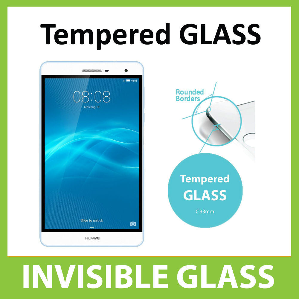 Huawei MediaPad T2 7.0 Pro Tempered Glass Screen Protector by Ace Case