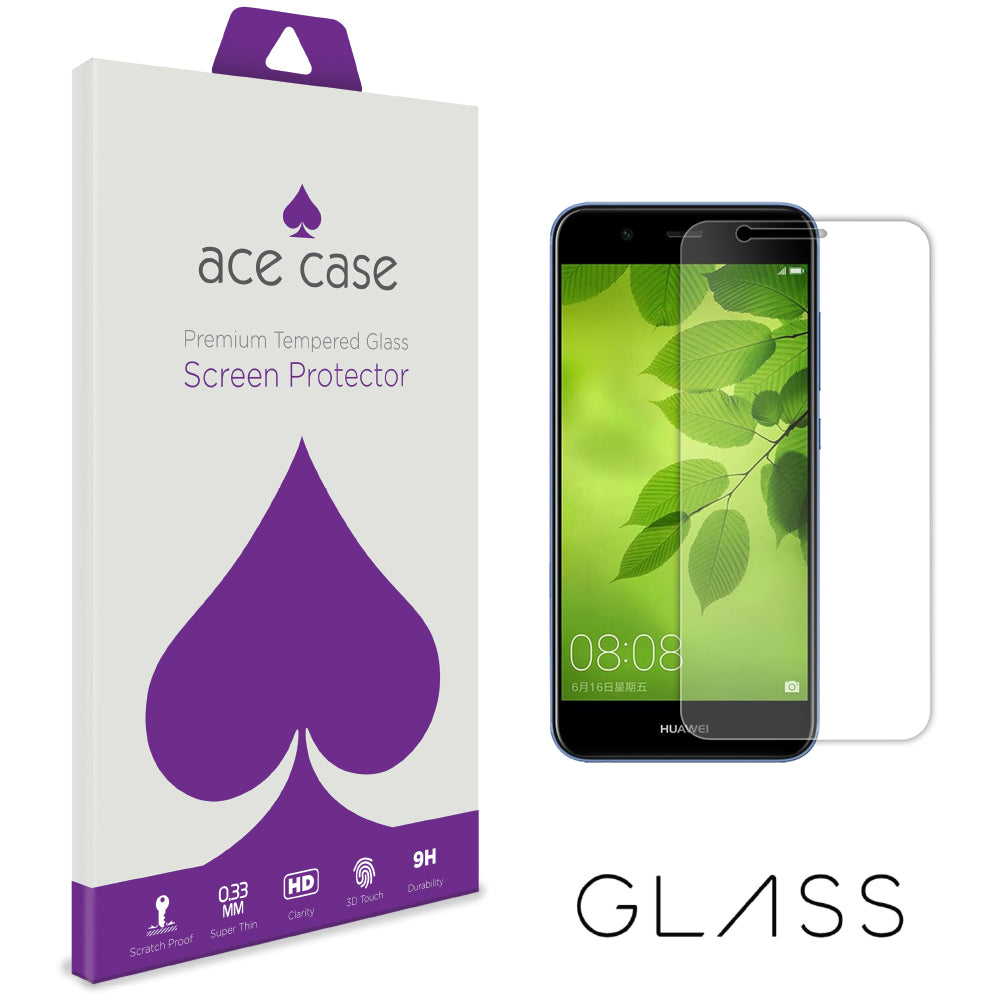 Huawei Nova 2S Tempered Glass Screen Protector by Ace Case