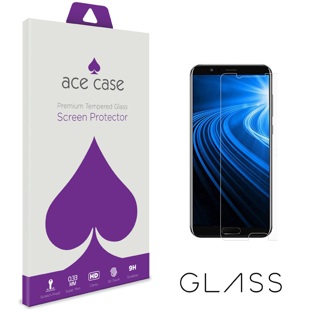 Huawei V10 Tempered Glass Screen Protector by Ace Case