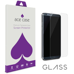 LG G6 Tempered Glass Screen Protector by Ace Case
