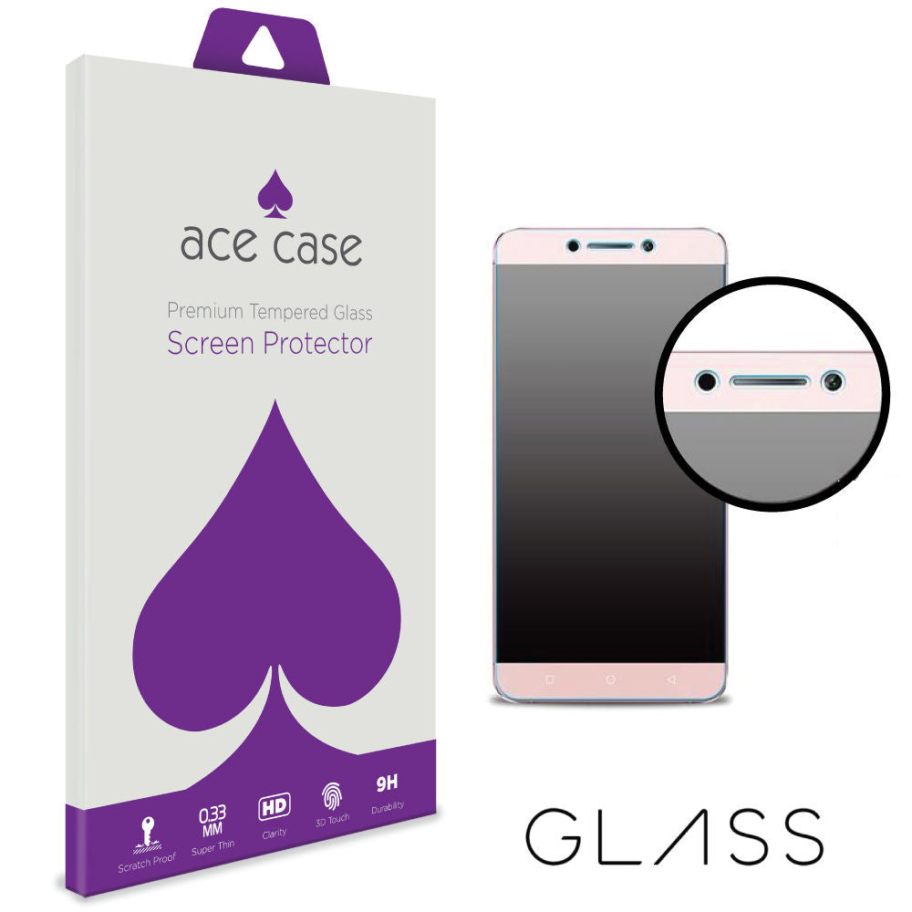 LeEco Le Max 2 / LeTv Max 2 Tempered Glass Screen Protector by Ace Case