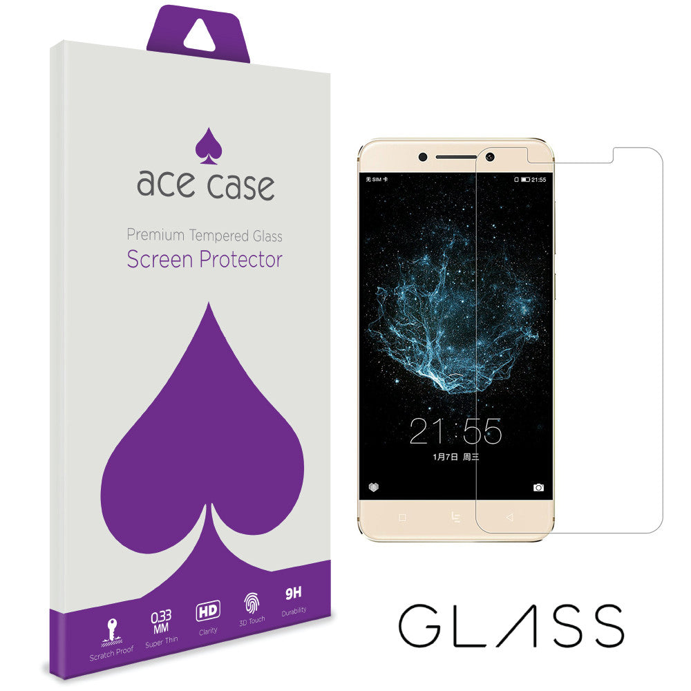 LeEco Le Pro3 Tempered Glass Screen Protector by Ace Case