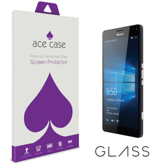 Microsoft Lumia 950 XL Tempered Glass Screen Protector by Ace Case