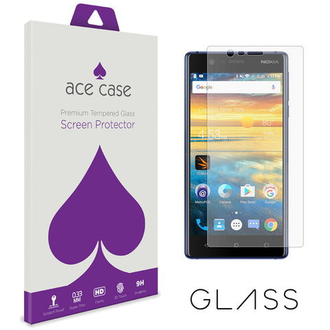 Nokia 3 Tempered Glass Screen Protector by Ace Case