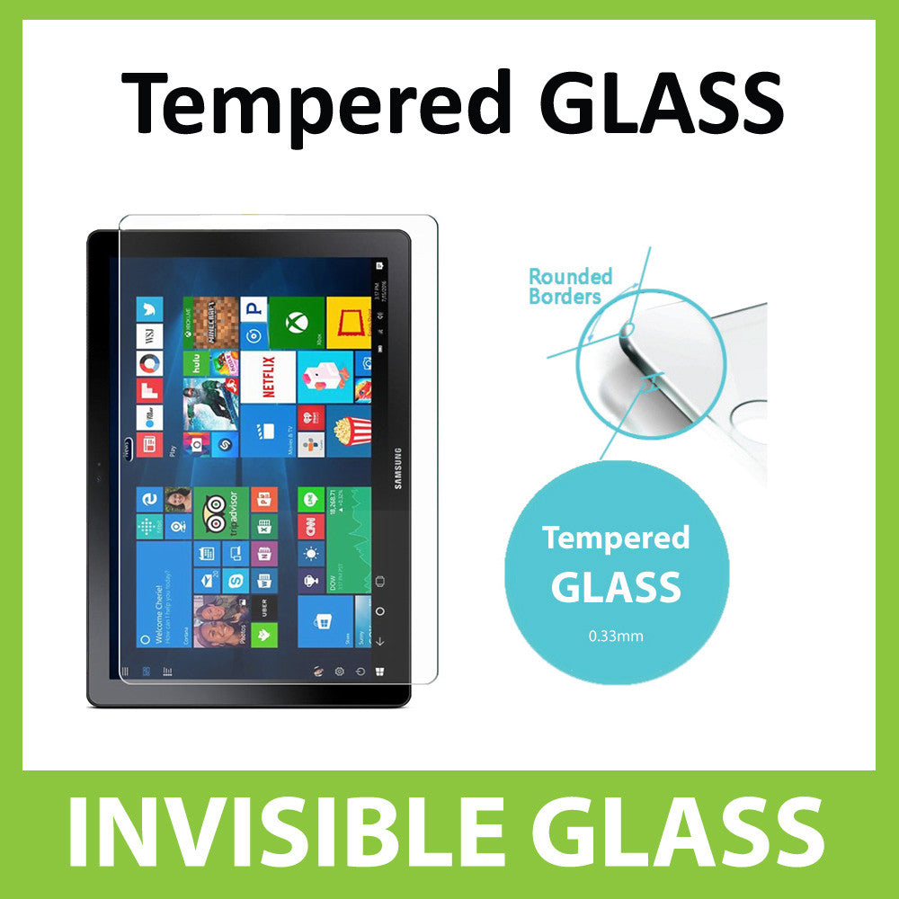 "Samsung Galaxy Book 10.6"" Tempered Glass Screen Protector by Ace Case"