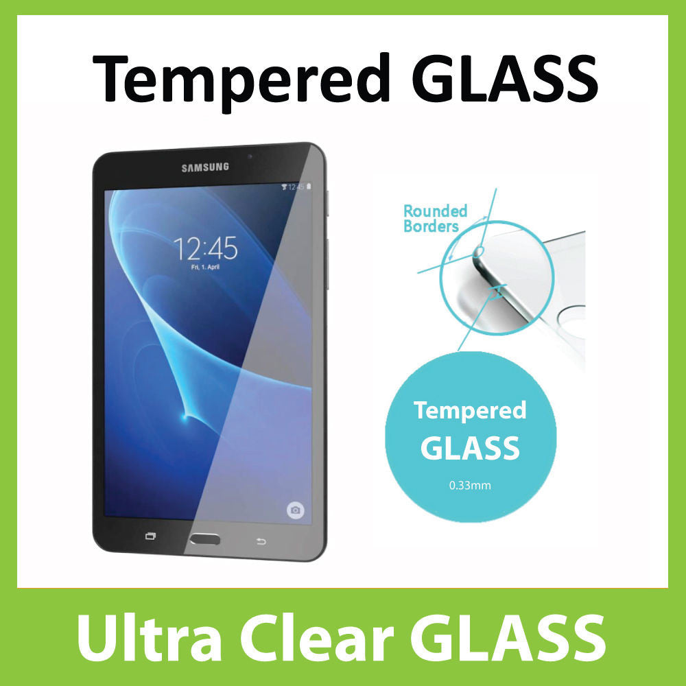 Samsung Galaxy Tab A 7.0 (2016) Tempered Glass Screen Protector by Ace Case