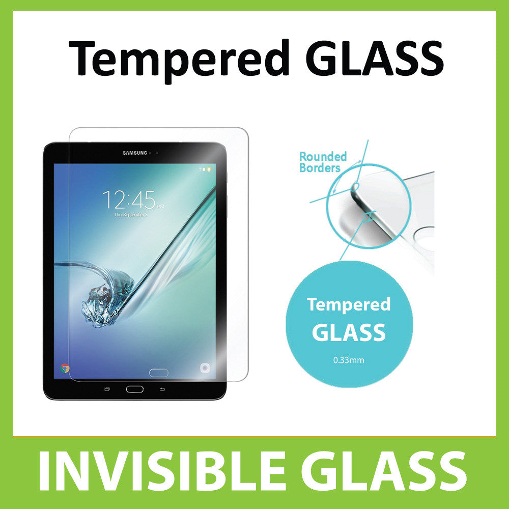 "Samsung Galaxy Tab S3 9.7"" Tempered Glass Screen Protector by Ace Case"