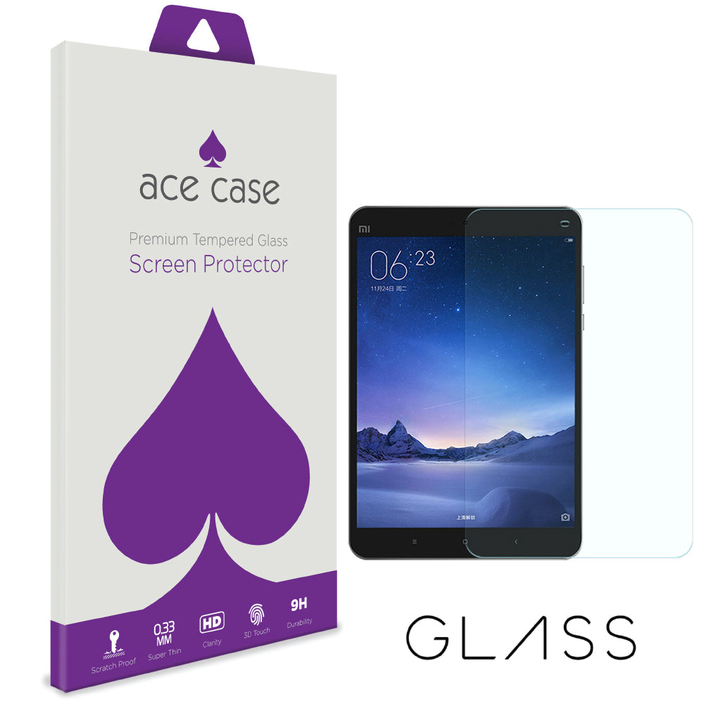 Xiaomi Tablet 3 Tempered Glass Screen Protector by Ace Case