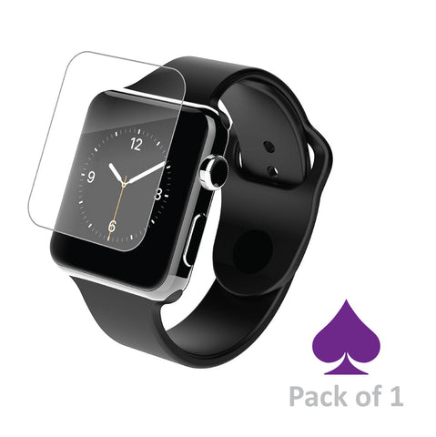 Apple Watch Series 3 38mm Screen Protector by Ace Case - Pack of 1