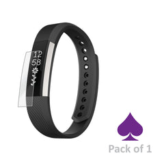 Fitbit Alta HR Screen Protector by Ace Case - Pack of 1