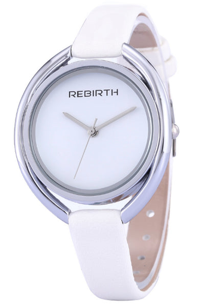 Rebirth Luxury Ladies Watch - White