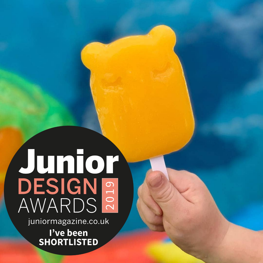 Shortlisted for Best Eco Children's Tableware Design 2019