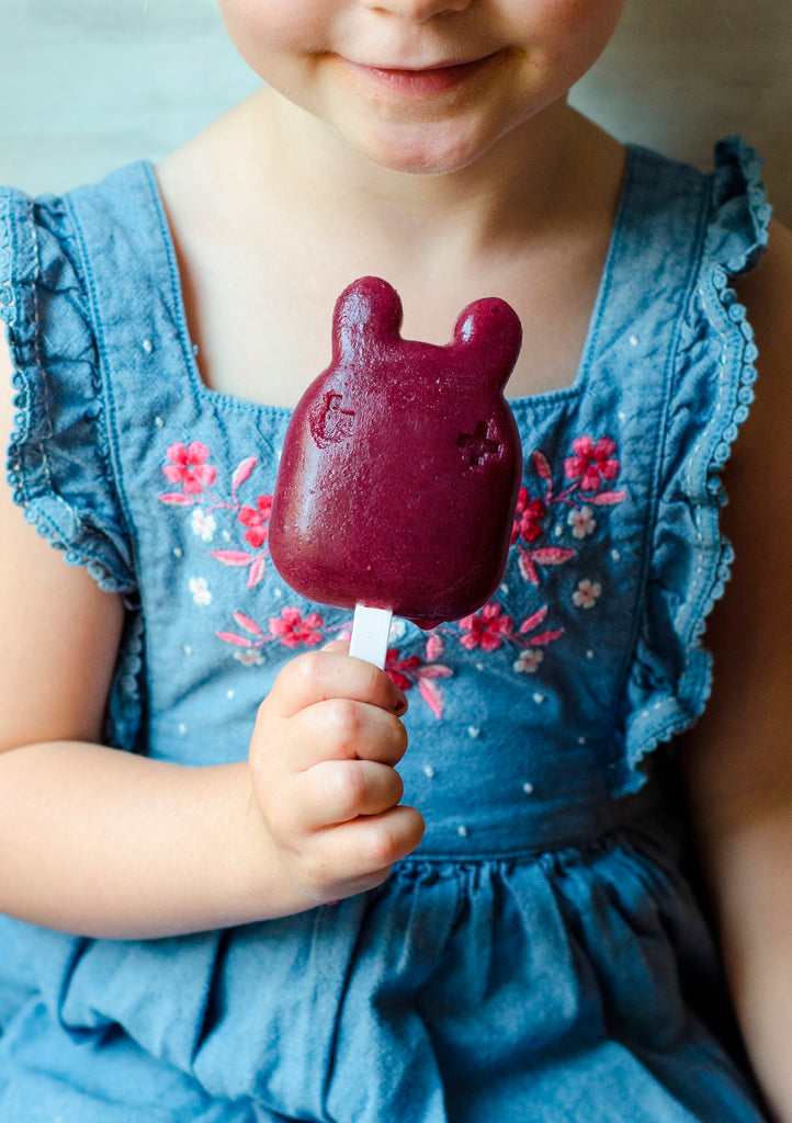 Berry Bliss: the ultimate fruity icy pole
