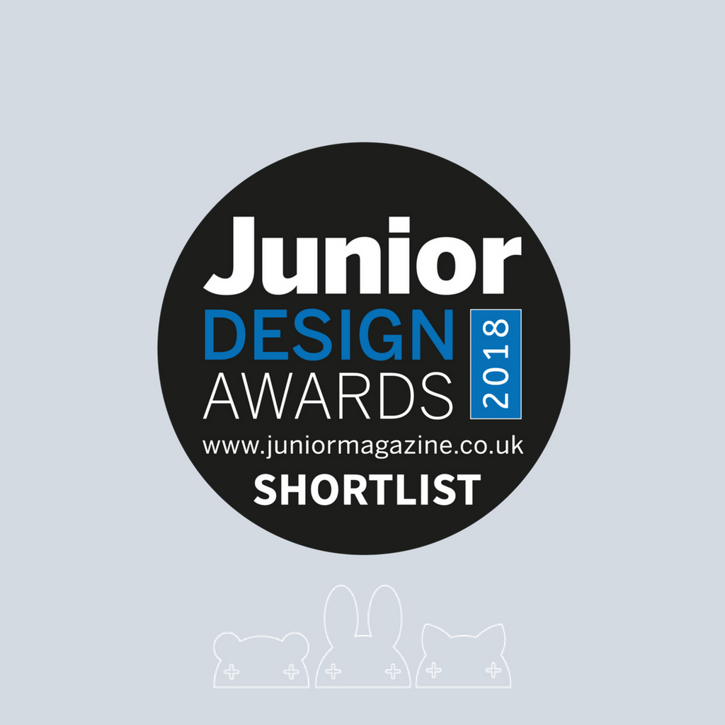 Shortlisted for Best Children's Tableware Design in JDA 2018
