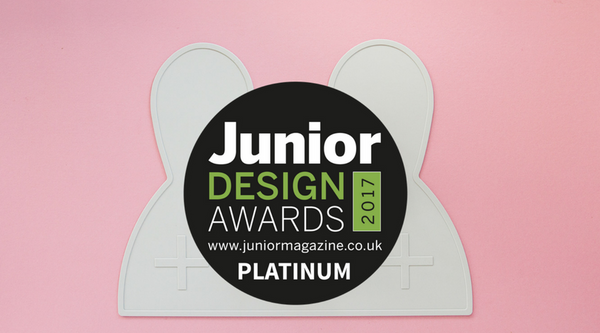 Platinum winner of Junior Design Awards 2017