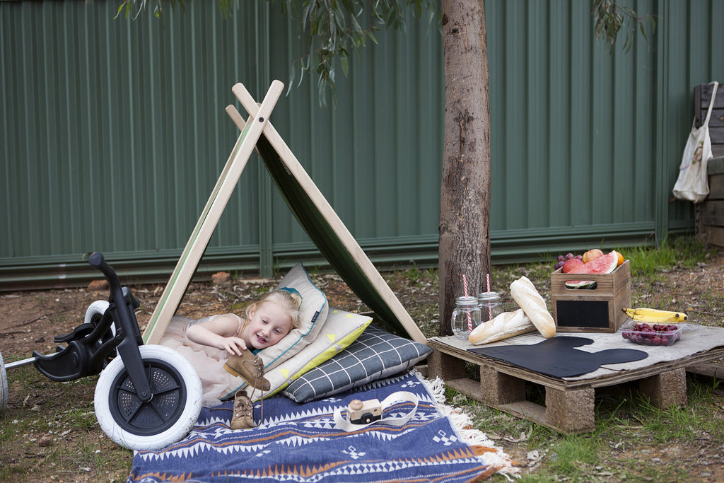 Create the ultimate picnic for kids