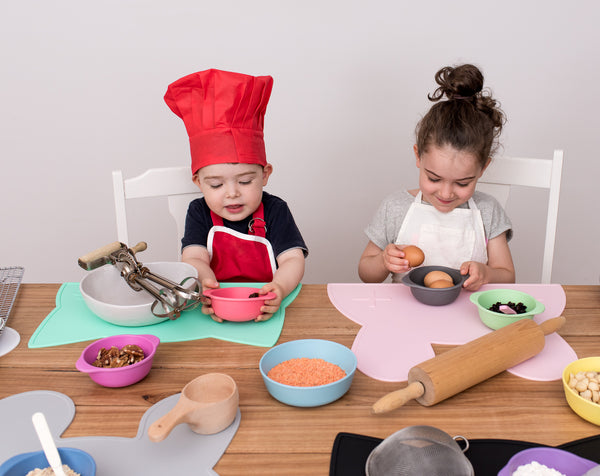 Recipes to get kids in the kitchen