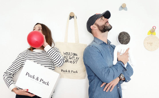 Our new Spanish stockists – Peek & Pack
