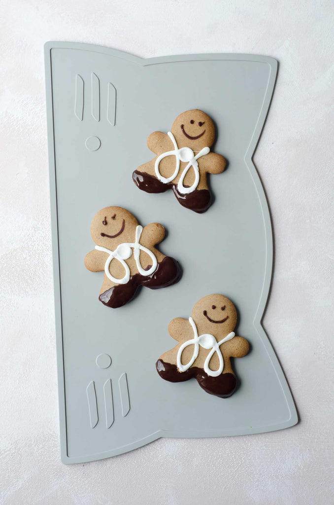 Easy Gingerbread Men Recipe for Kids