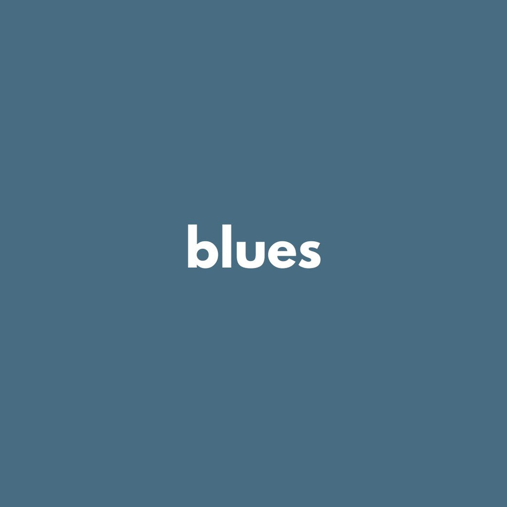 Blue Products by We Might Be Tiny