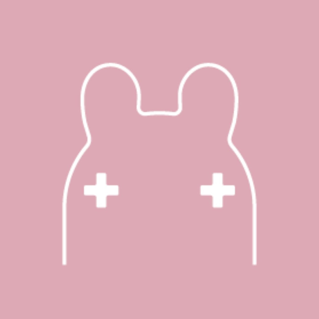 Bunny Shaped Products by We Might Be Tiny