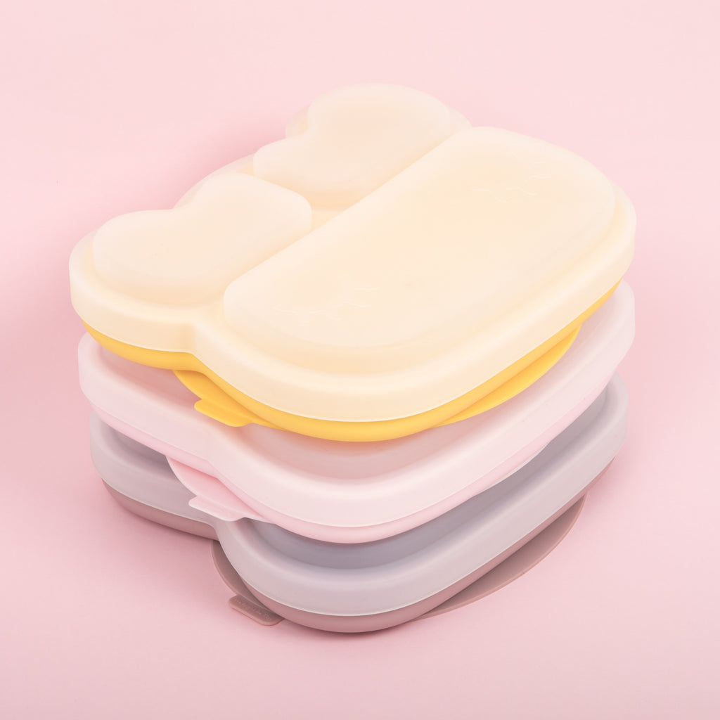 Best Suction Plates For Babies by We Might Be Tiny