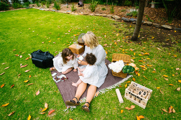 The ultimate picnic for kids
