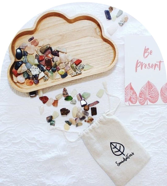 Growing Kind – Crystal Discovery Kit – Gems and Poster