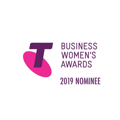 Telstra Business Women's Awards 2019 - Nominee - We Might Be Tiny