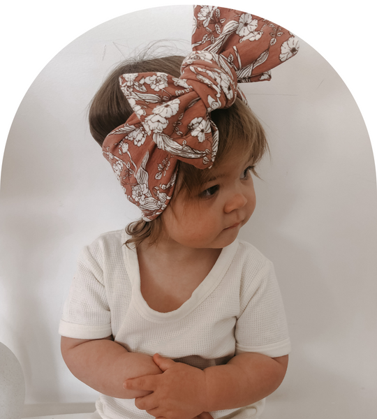 The Daisy Chain Co – Top Knot