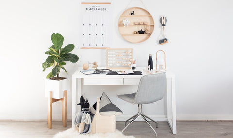 Productive workspace for your child