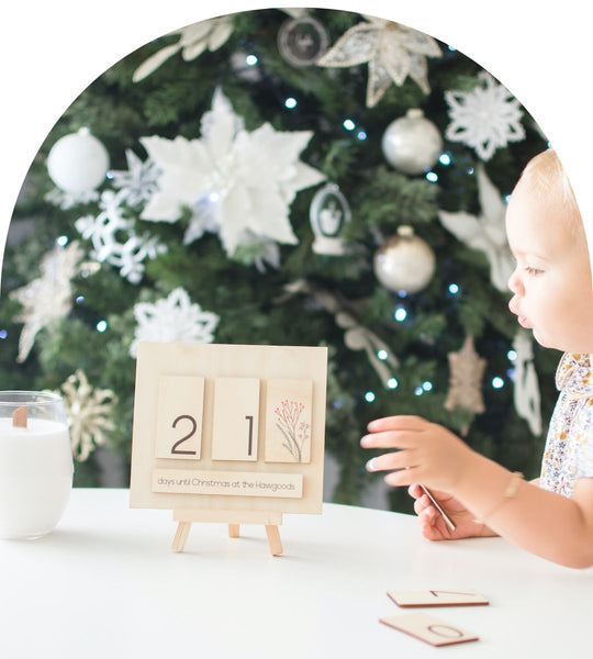 T-Leaf Collections Christmas Countdown Calendar
