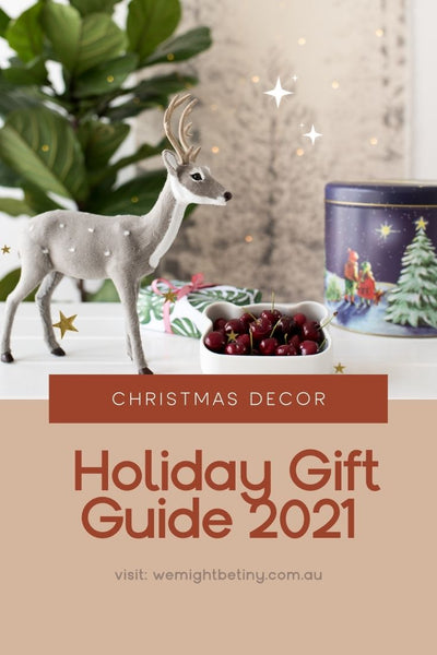 We Might Be Tiny Holiday Gift Guide - Christmas Decor