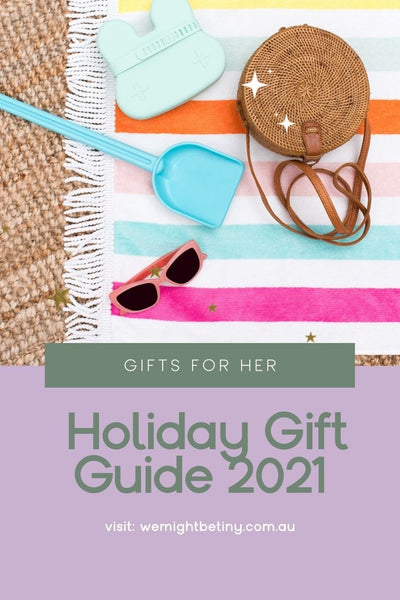 We Might Be Tiny Holiday Gift Guide - Gifts For Her