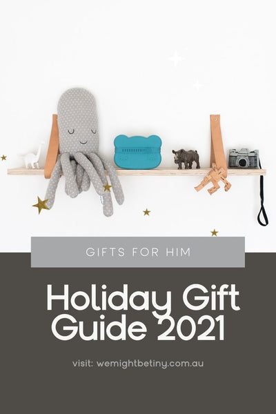We Might Be Tiny Holiday Gift Guide - Gifts For Him