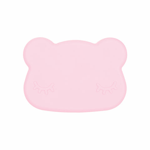 Bear snackie - Powder pink