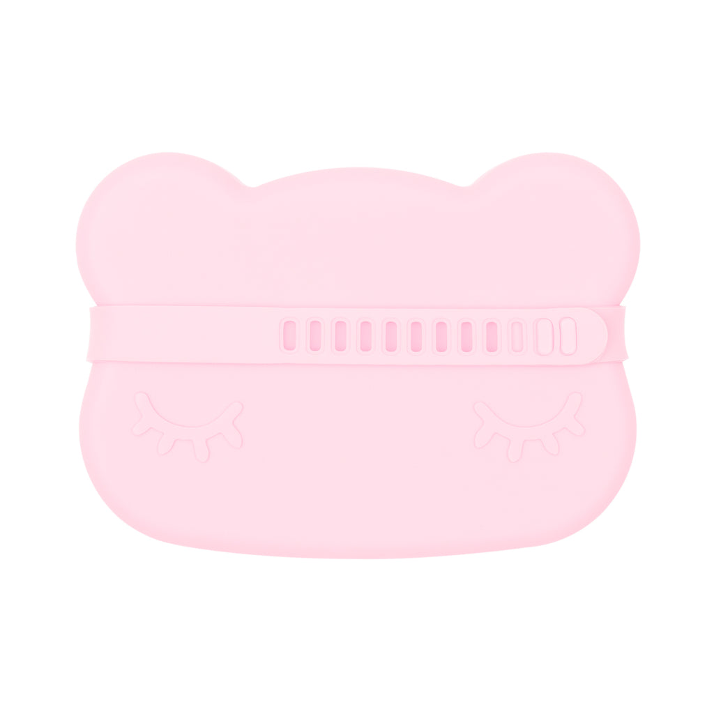Bear snackie™ - Powder pink