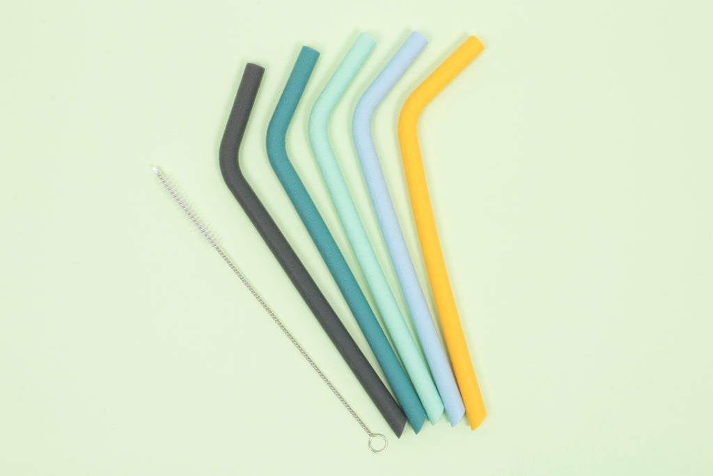 Stainless Steel Straw Brush