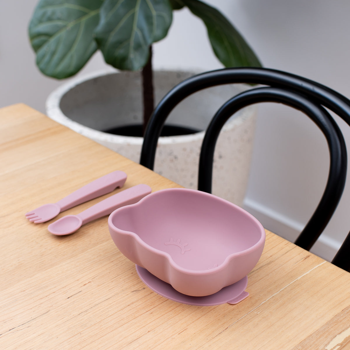 Stickie™ Bowl - Dusty Rose