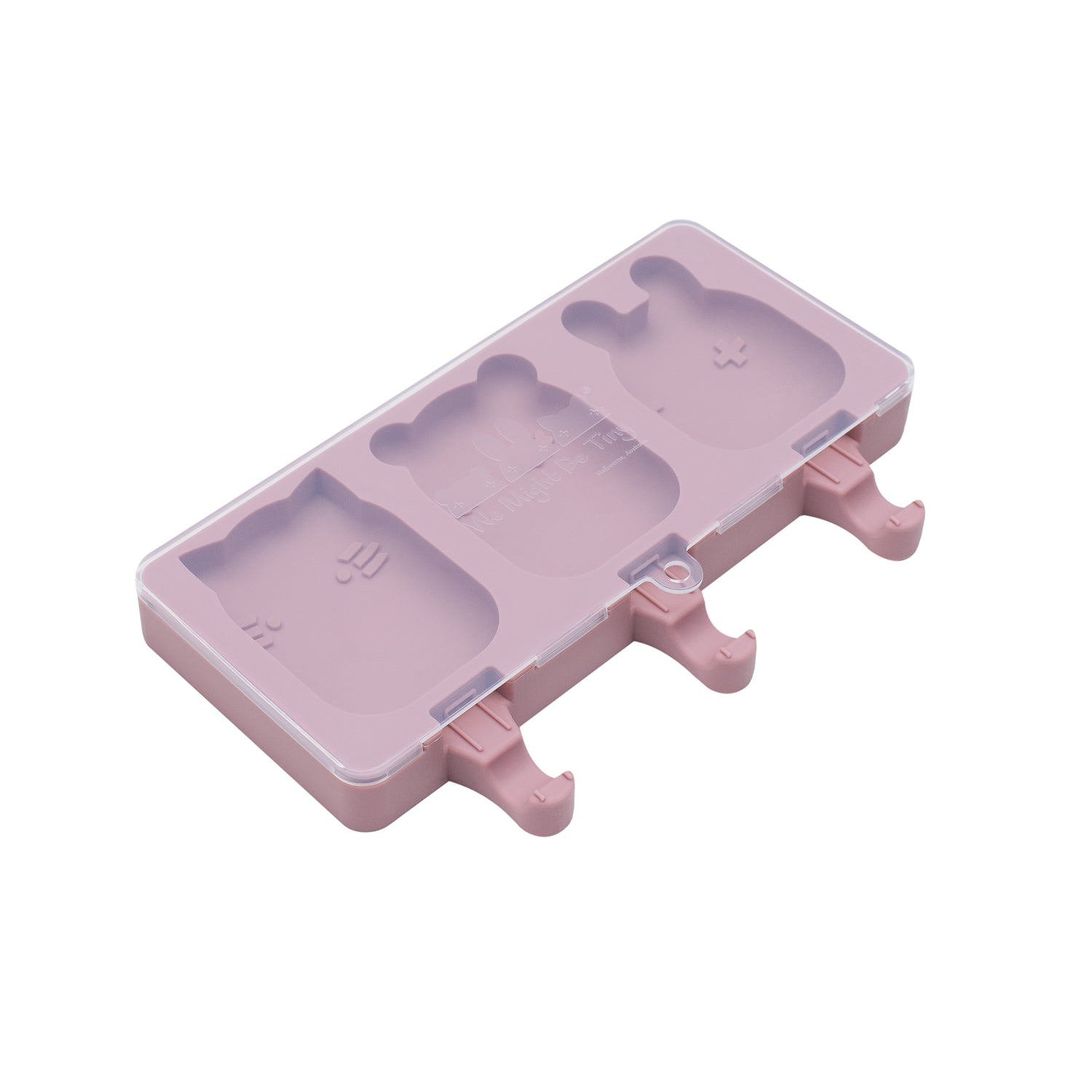 Icy pole Mould - Dusty Rose