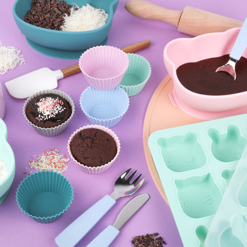 Silicone Baking Muffin Cases