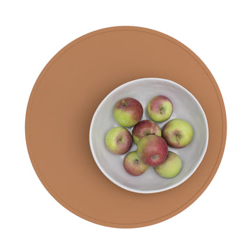 High quality non-slip placemat brown