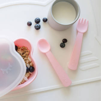100% silicone spoon for babies